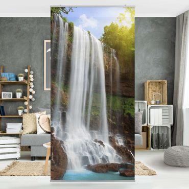 Raumteiler - Waterfalls 250x120cm