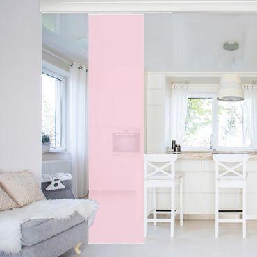 Schiebegardinen Set - Rosé - Flächenvorhänge