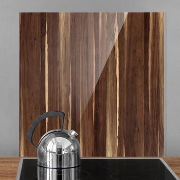 Spritzschutz Glas - Manio - Quadrat 1:1