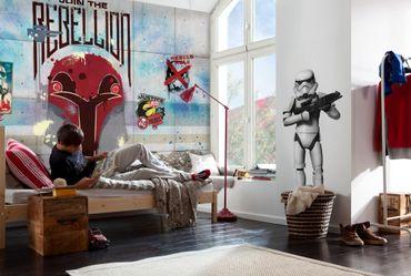 Star Wars Rebels Tapete - Join the Rebellion - Komar Fototapete