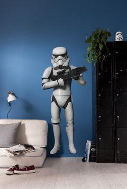 Star Wars Wandtattoo - Stormtroope - Komar Deco-Sticker