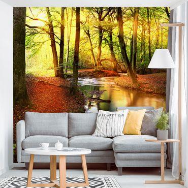 Fototapete - Autumn Fairytale