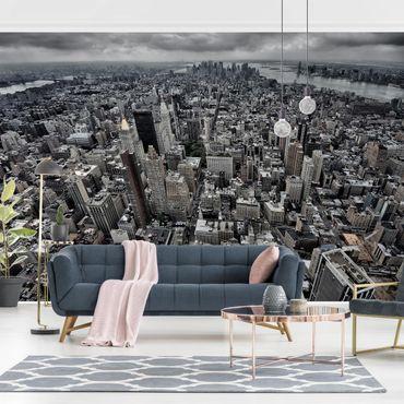 Fototapete - Blick über Manhattan