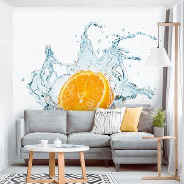 Fototapete Frische Orange