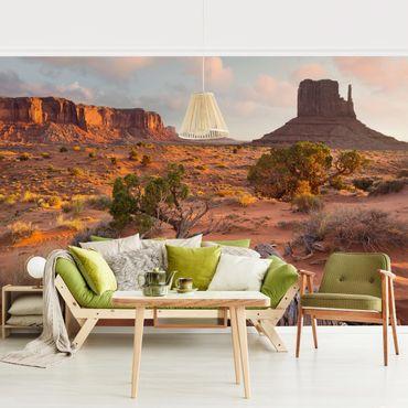 Fototapete - Monument Valley Navajo Tribal Park Arizona