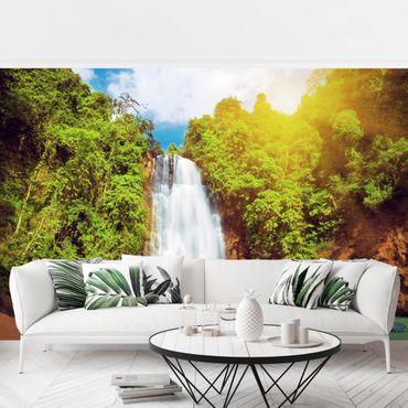 Fototapete Paradies Lagune