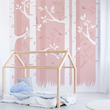 Tapete Kinderzimmer Madchen Kaufen Bilderwelten