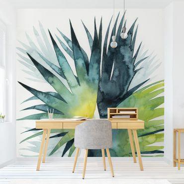 Fototapete - Tropisches Blattwerk - Fächerpalme