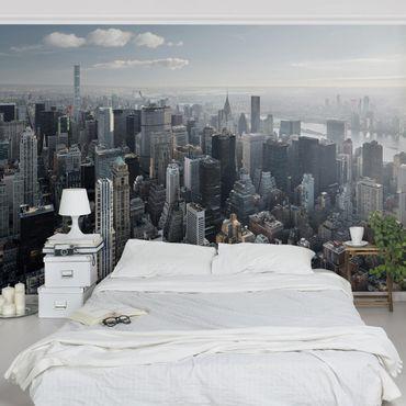 Fototapete - Upper Manhattan New York City