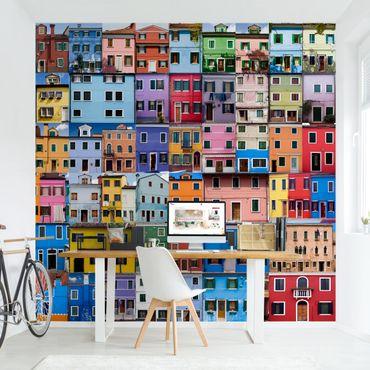 Fototapete Venezianische Häuser