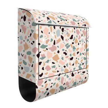 Briefkasten - Terrazzo Muster Napoli