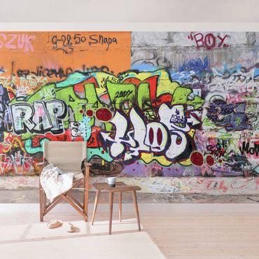 Fototapete Graffiti Wall