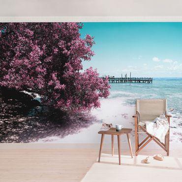 Fototapete Paradies Strand Isla Mujeres