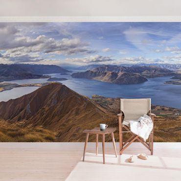 Fototapete Roys Peak in Neuseeland