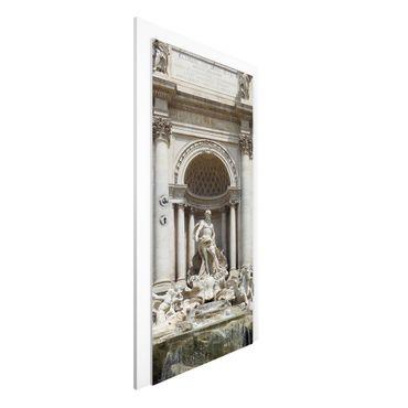 Türtapete - Fontana Di Trevi