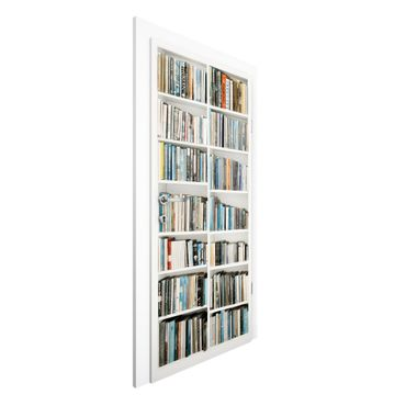 Türtapete - Library