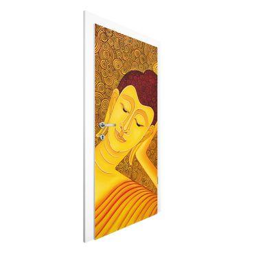 Türtapete - Shanghai Buddha