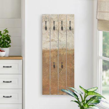 Wandgarderobe Holz - Elements of Life