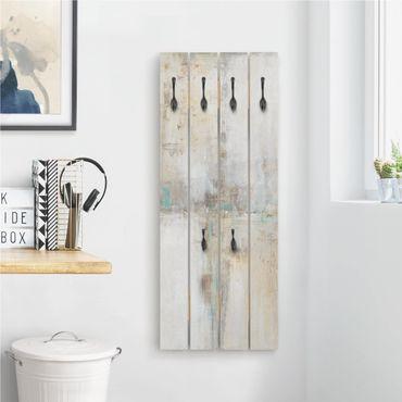 Wandgarderobe Holz - Essenz I