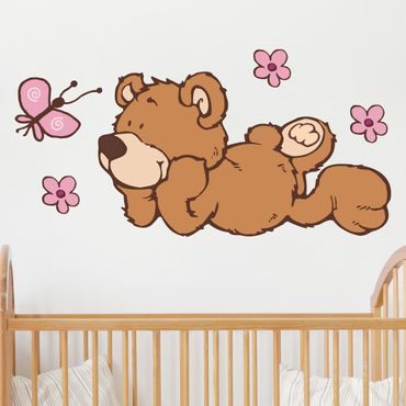 Wandtattoo Classic Bears staunt