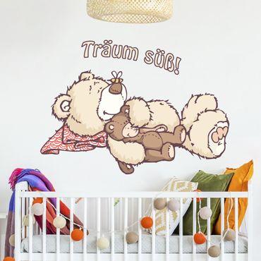 Wandtattoo Classic Bears Träum süß