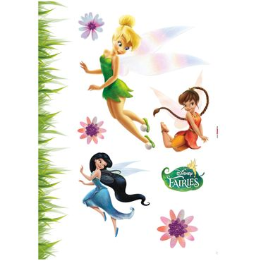 Wandtattoo - Disney Fairies - Komar Deco-Sticker