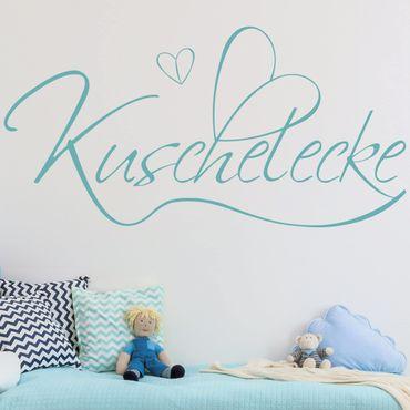 Wandtattoo Sprüche Kuschelecke
