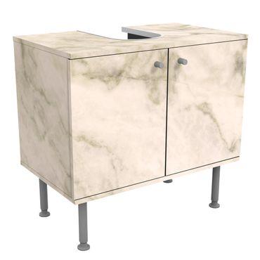 Waschbeckenunterschrank - Phoenix Marmor - Badschrank