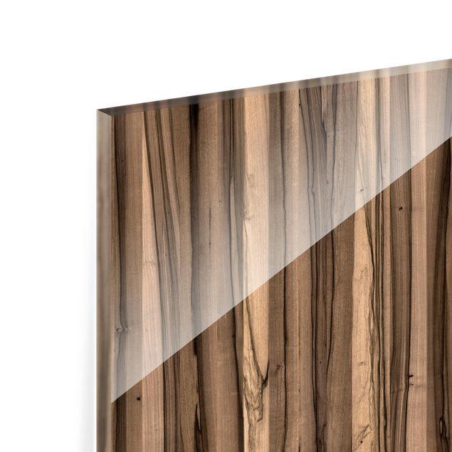 Glas Spritzschutz - Arariba - Quadrat - 1:1