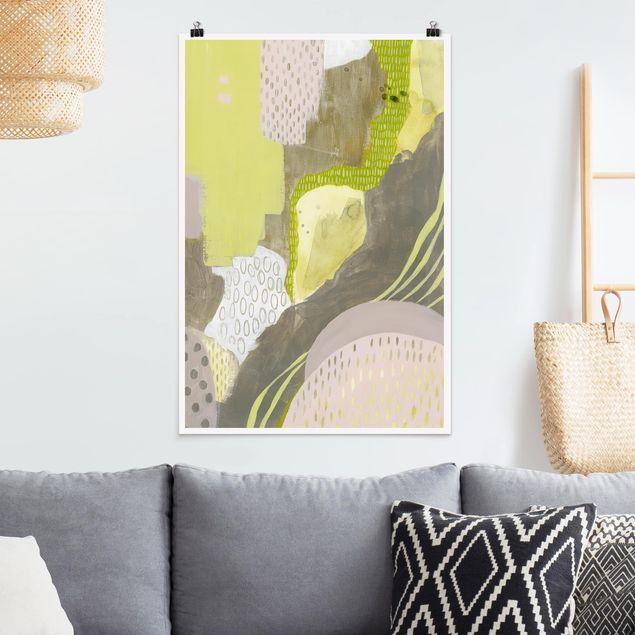 Poster - Sonnenflecken I - Hochformat 3:2