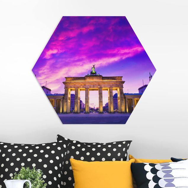 Hexagon Bild Forex - Das ist Berlin!