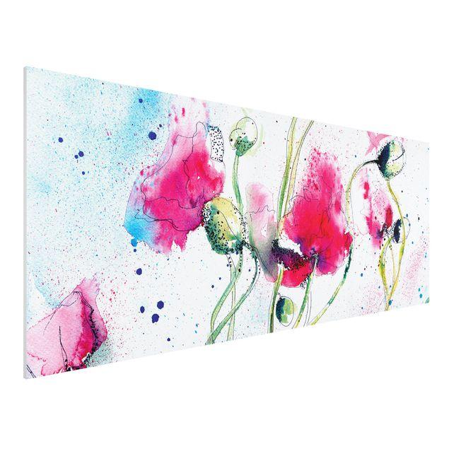 Forexbild - Painted Poppies