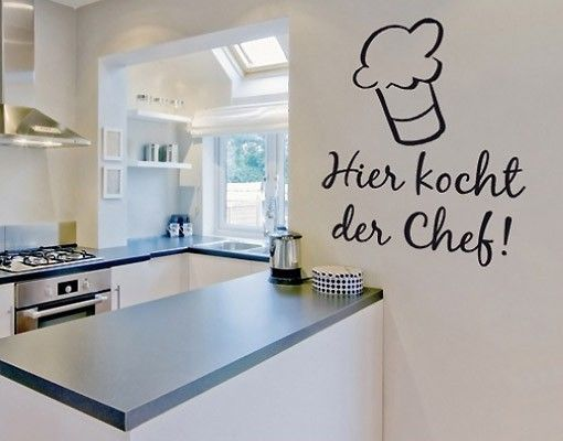 Wandtattoo No.BR216 Chefkoch