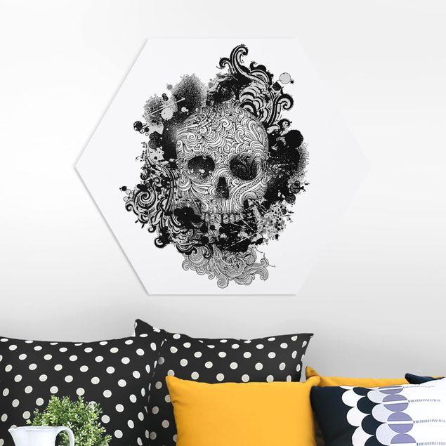 Hexagon Bild Forex - Skull