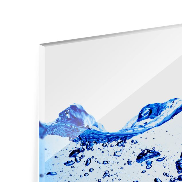 Glas Spritzschutz - Sensational Fresh - Querformat - 4:3