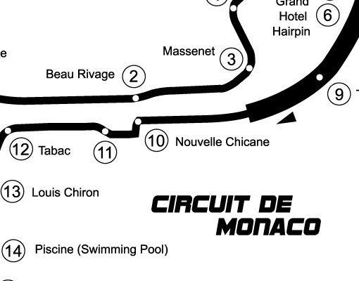 Wandtattoo Kinderzimmer No.TA66 Monaco