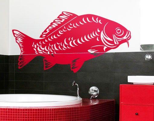 Wandtattoo No.EG15 Fisch