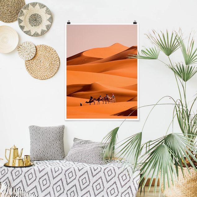 Poster - Namib Desert - Hochformat 3:4