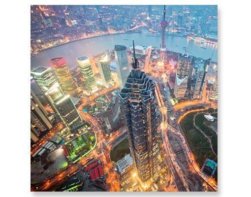 Fliesenbild - Shanghai