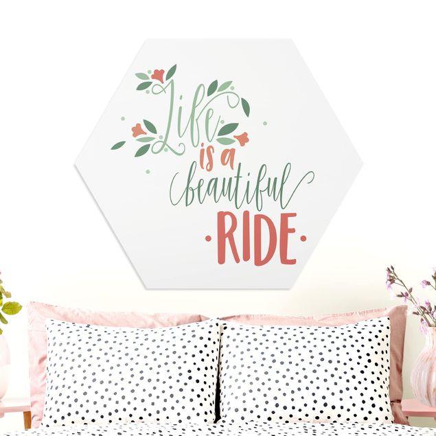 Hexagon Bild Forex - Life is a beautiful ride
