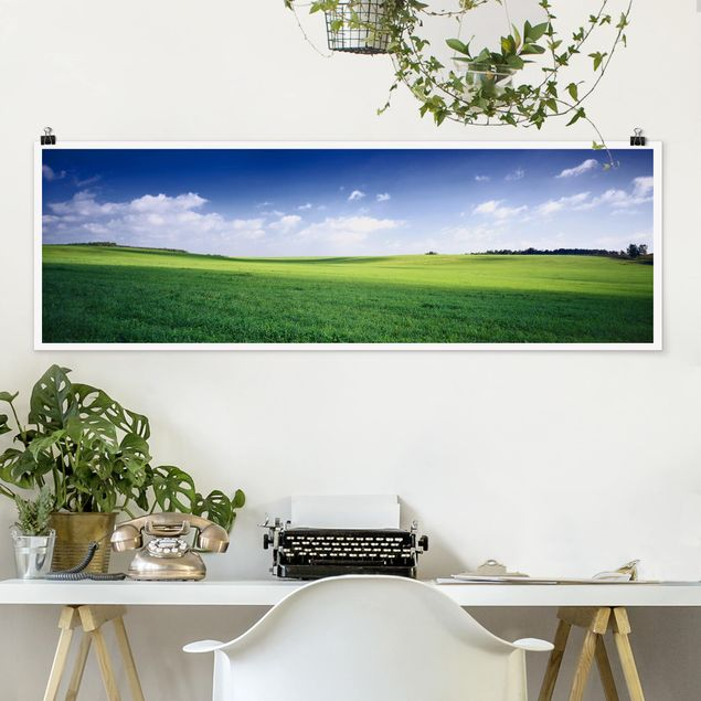 Poster - Natures Peace - Panorama Querformat