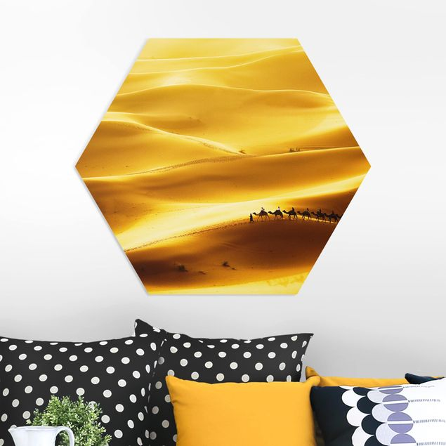 Hexagon Bild Forex - Golden Dunes