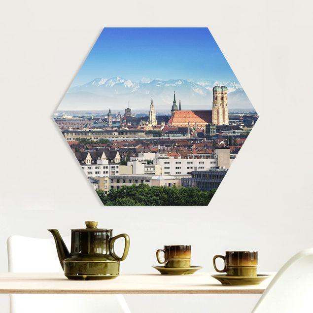 Hexagon Bild Forex - München