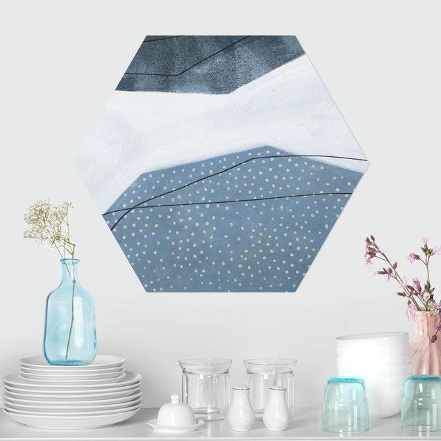 Hexagon Bild Forex - Punkte im Dialog I
