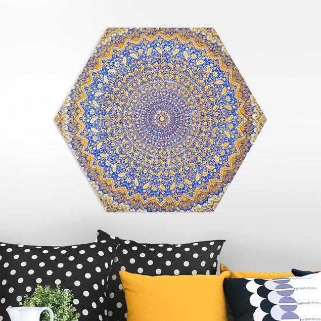 Hexagon Bild Forex - Dome of the Mosque