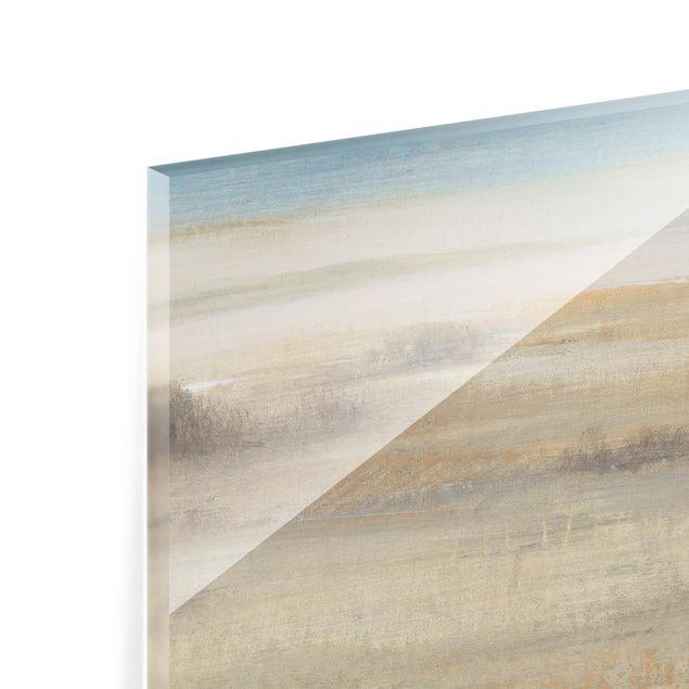 Glas Spritzschutz - Bestimmungsort - Quadrat - 1:1