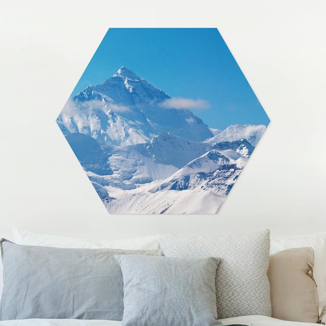 Hexagon Bild Forex - Mount Everest