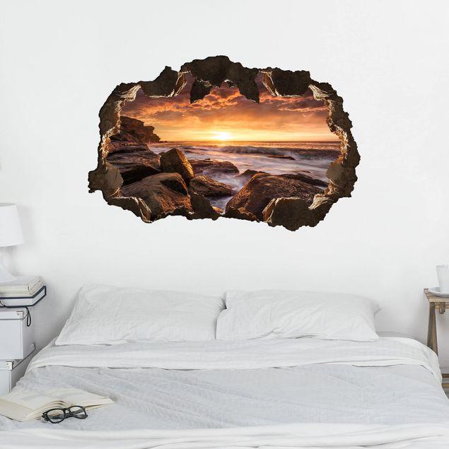 3D Wandtattoo - Cape Solander