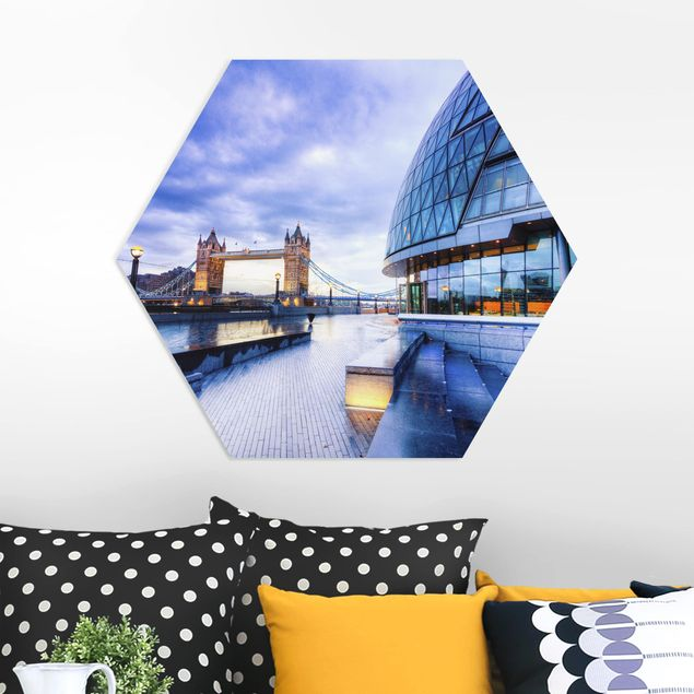 Hexagon Bild Forex - Cityhall London