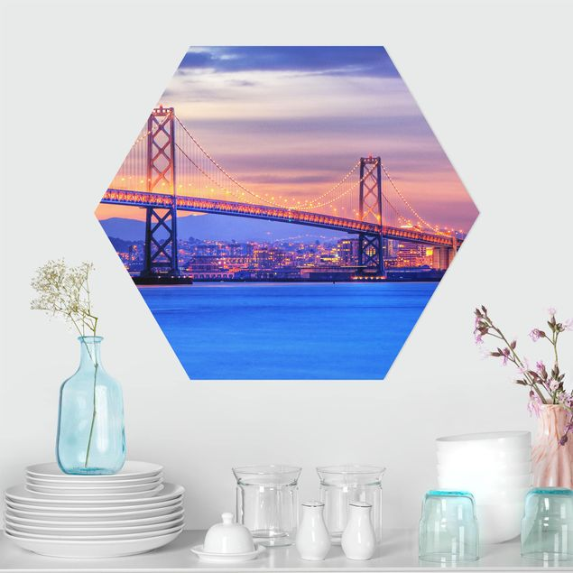 Hexagon Bild Forex - Bay Bridge
